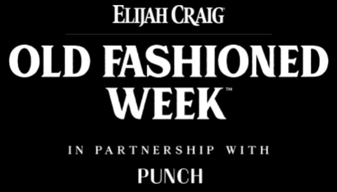 Heaven Hill Sales Co. Elijah Craig Old Fashioned Week Sweepstakes