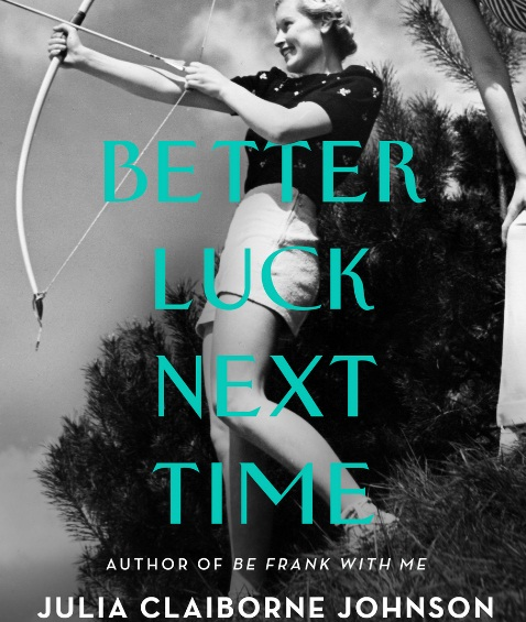 HarperCollins Better Luck Next Time Sweepstakes