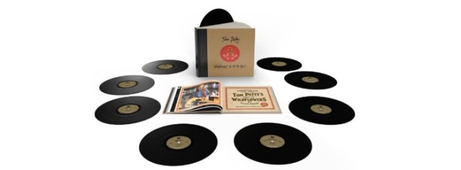 Relix Tom Petty Wildflowers Box Set Giveaway