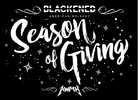 Sweet Amber Distilling Co. Blackened Whiskey Season Of Giving Holiday Sweepstakes
