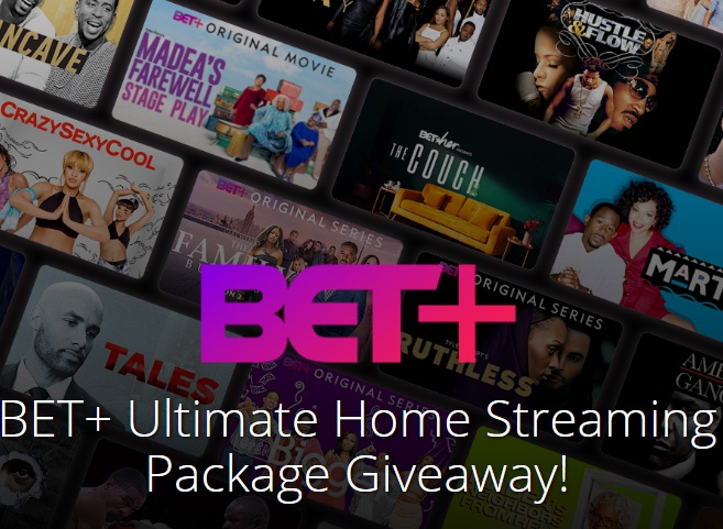 AFN Productions BET And Ultimate Home Streaming Package Giveaway