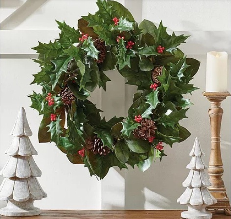 Better Homes And Gardens Holly And Magnolia Wreath Sweepstakes