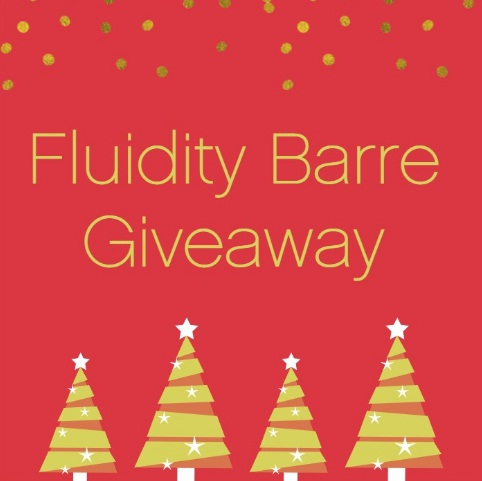 Fluidity Barre Giveaway