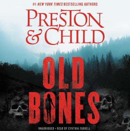 Grand Central Publishing Old Bones Giveaway