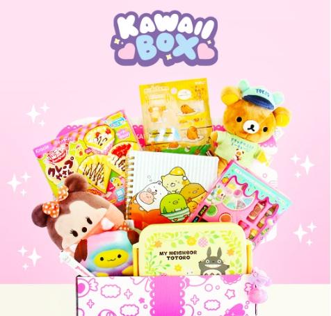 Serenade Kawaii Box Giveaway