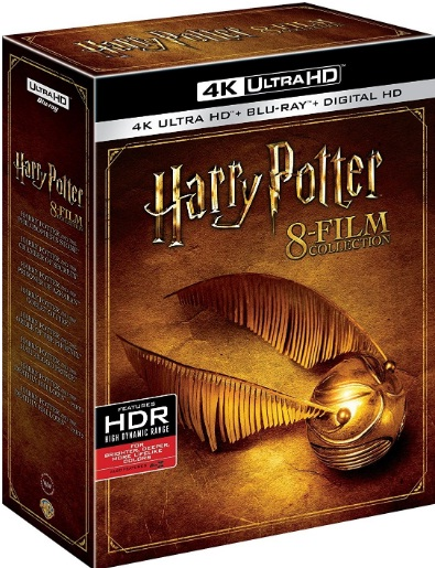 The Reel Roundup Harry Potter 8-Film Collection Contest