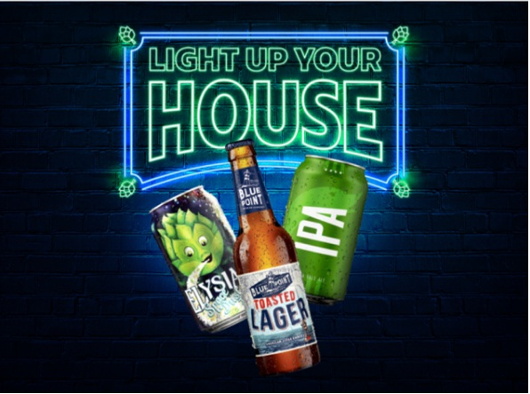 Anheuser-Busch, LLC Craft Beer Personalized Sign Sweepstakes