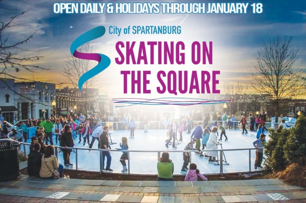 B93.7 Skating On The Square Contest