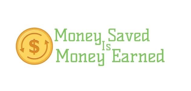 Money Saved is Money Earned $150 Amazon Giveaway