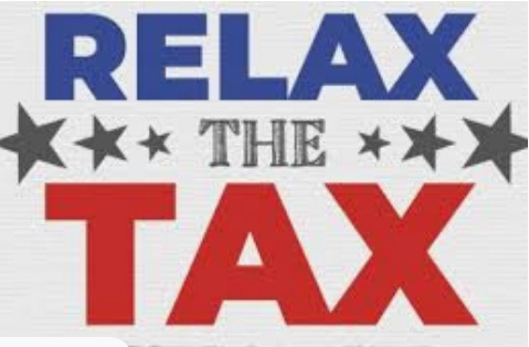 Check Into Cash Relax The Tax Giveaway