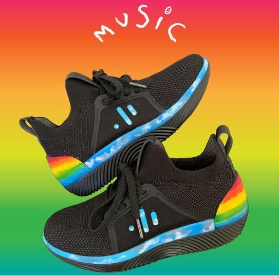 DropLabs X Sia Music Shoe Giveaway