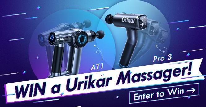 Urikar Massager Giveaway