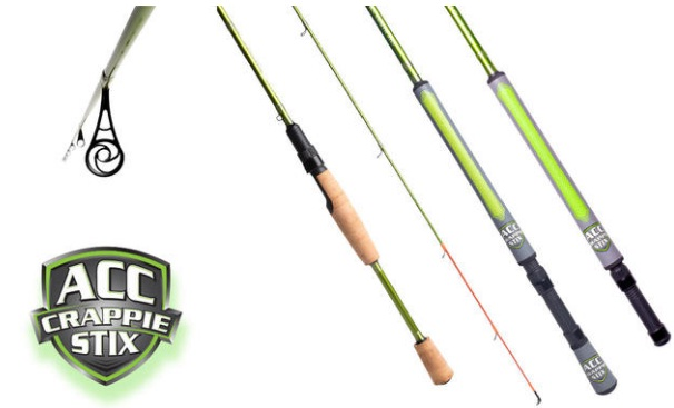 Wired2Fish ACC Crappie Stix Giveaway