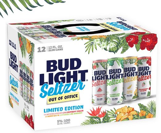 Anheuser-Busch Bud Light Seltzer Out Of Office Email Contest
