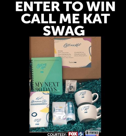 Call Me Kat Swag Giveaway