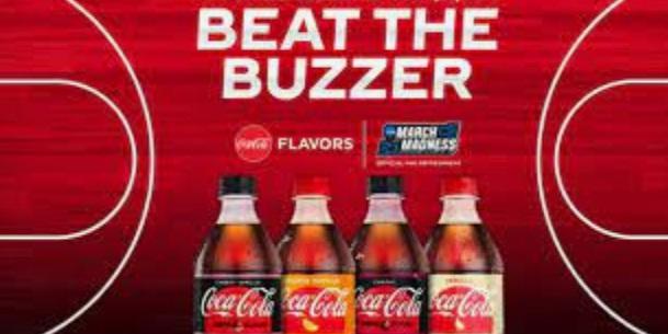 Coca Cola Beat The Buzzer Sweepstakes