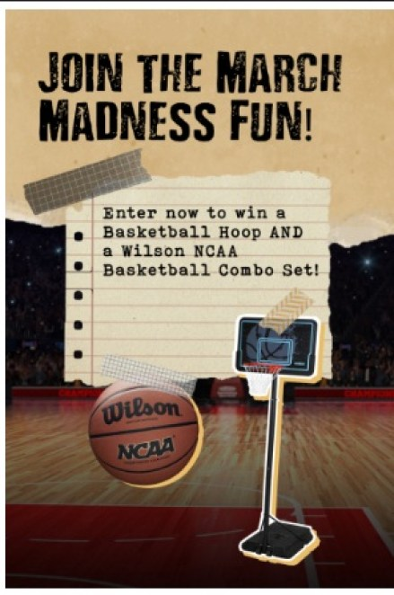 Gofobo March Madness Giveaway