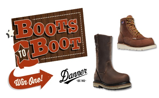 Murdoch Ranch And Home Supply Danner Boots Giveaway