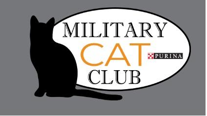 Nestle Purina PetCare Company Purina Military Cat Club Giveaway