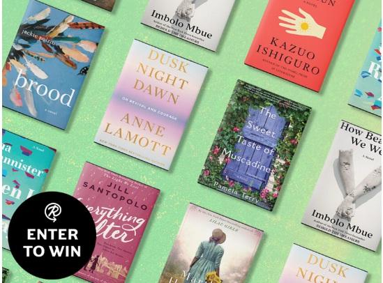 Penguin Random House Favorite March Books Sweepstakes