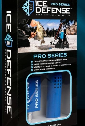 Target Walleye Ice Defense Pro Giveaway