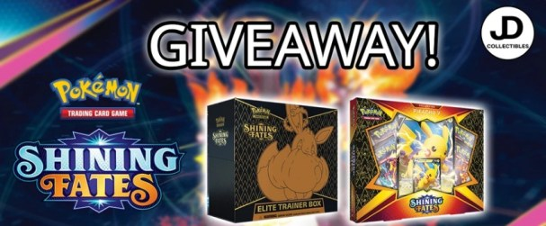 The Poke Space Shining Fates Elite Trainer Box Purchase Raffle Giveaway