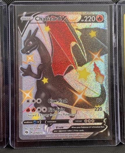 The Real Mr. Pokemon Shiny Charizard V Giveaway