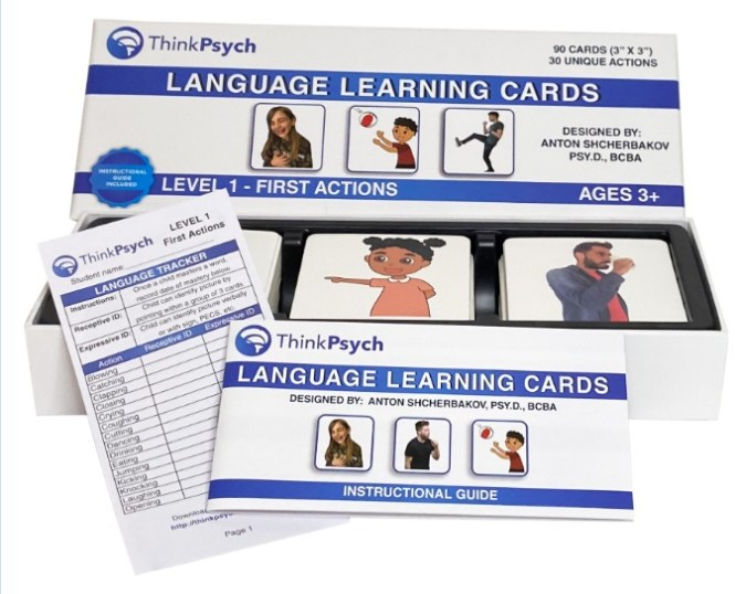 ThinkPsych Flash Cards Giveaway