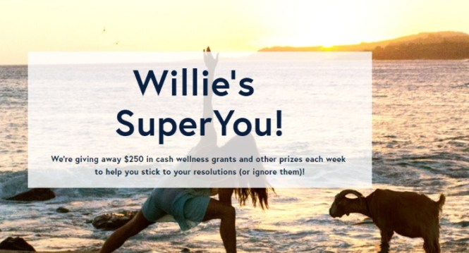 Willie SuperYou Sweepstakes