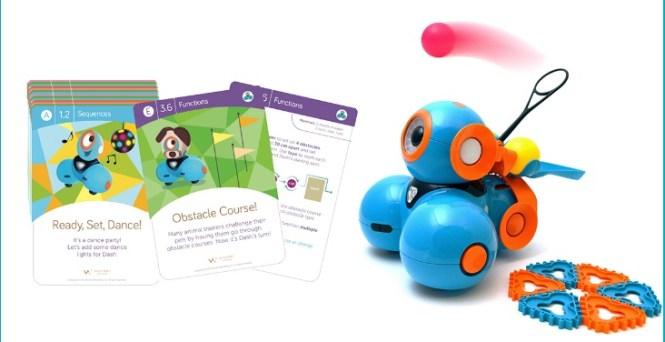 Wonder Workshop Dash Robot Giveaway