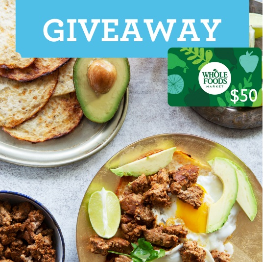 Flatbread And Toppings Giveaway