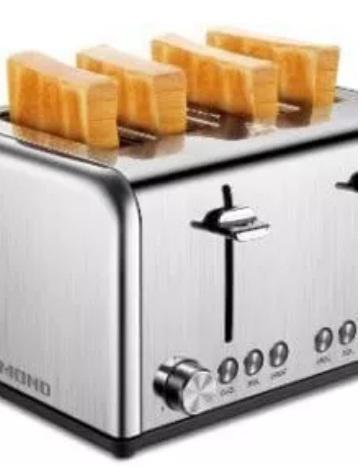 Leites Culinaria Redmond 4-Slice Toaster Giveaway