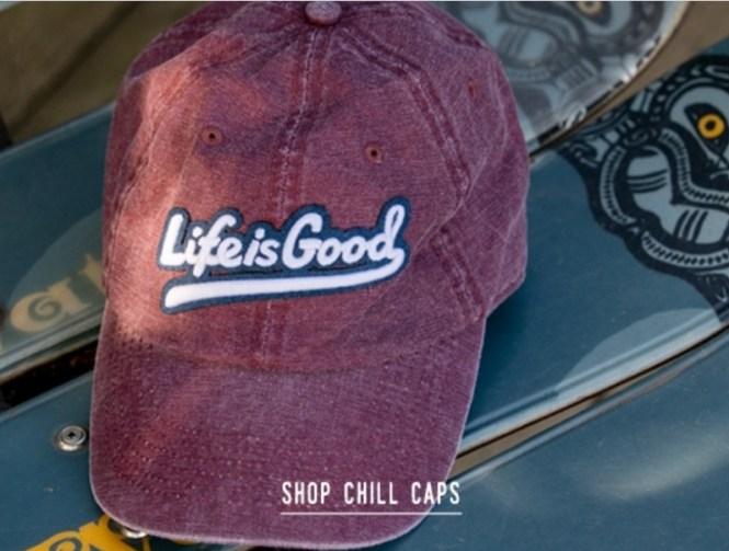 Life Is Good Design Contest