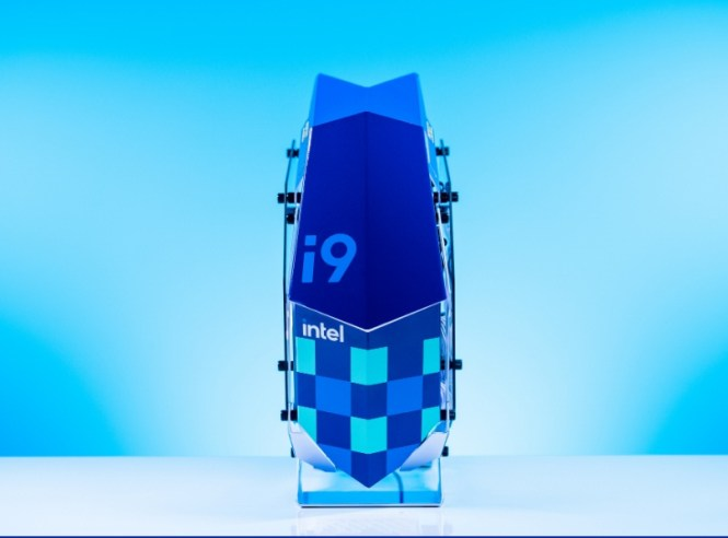 Newegg Intel And ASUS Rocket Build Giveaway