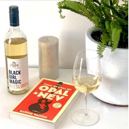Simon And Schuster Black Girl Magic Wine Book Club Sweepstakes
