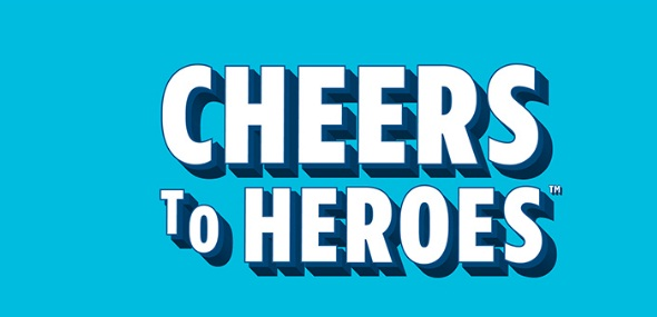 Talking Rain Beverage Company Sparkling Ice The Cheers To Heroes Sweepstakes
