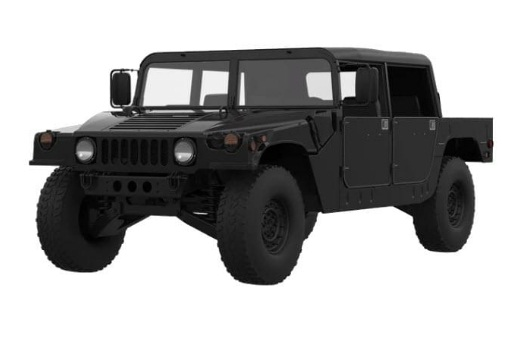 The Accidental Preppers Humvee Giveaway