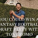 Win a Trip on Chaps Ultimate Draft Day Sweepstakes