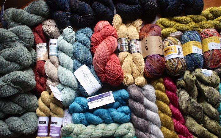 Colorful Candy Shop Yarn Giveaway