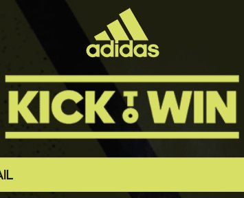 Kick to Win Contest