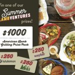 Summer Lambventures Giveaway – Win $1000 Gift Card