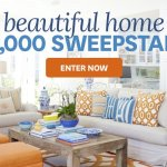 Starts with a Home Sweepstakes – Win $10,000 Cash Prize