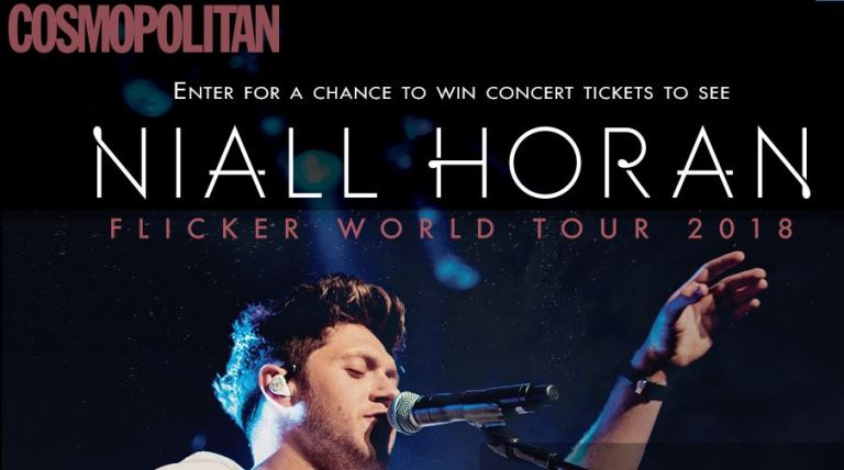 Cosmopolitan Flicker Tour Sweepstakes