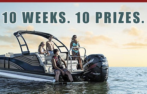 Cruise into Summer Sweepstakes