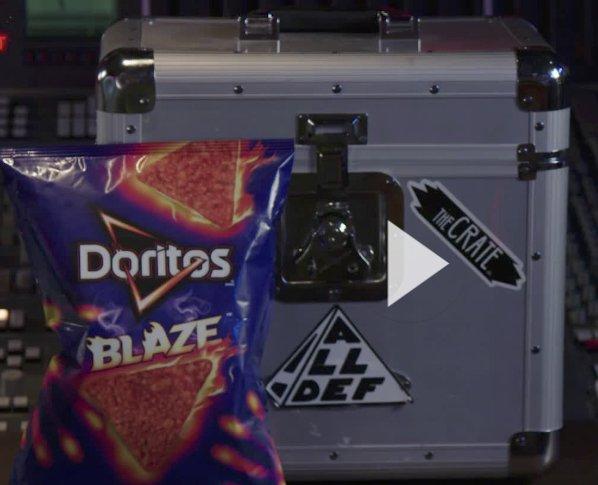 Doritos Blaze the Beat Contest