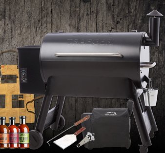 Grill giveaway 2018