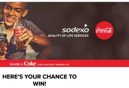 Share A Coke Instant Win Sweepstakes