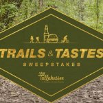 Trails and Tastes Sweepstakes – Win $1500 Night Stay Park Avenue Inn in Tallahassee