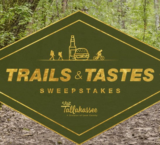 Trails and Tastes Sweepstakes