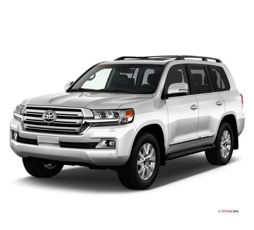 Win a New Toyota Vehicle Sweepstakes
